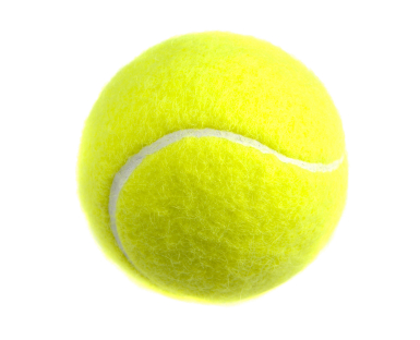Tennis ball Massage shoulders